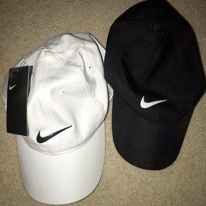 Nike Hat Pair